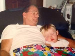 Dad & Wes